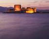 Bourtzi, Nauplio, Greece (sotirisdimi) Tags: sea sun long exposure castle boat sunset sunrise trip people life nature purple