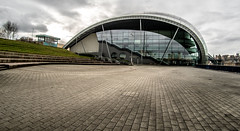 Sage. Gateshead, Newcastle upon Tyne. (CWhatPhotos) Tags: photographs photograph pics pictures pic picture image images foto fotos photography artistic cwhatphotos that have which containnewcastle upon tyne gateshead north east england uk complex entertainment music gigs sage thesage banks river contain newcastle olympus micro four thirds camera 43 penf em5 mkii prime lens pen