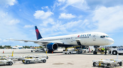 Boarding outside ☀️ (Maxime C-M ✈) Tags: airport colors sky clouds aviation caribbean exotic island new york travel holidays summer passion discover antilles sint maarten sxm