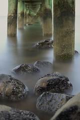 Cornwallis Wharf 14.3.18 (gaabNZ) Tags: cornwalliswharf westauckland wharf sand sea ocean colour sony sonya7mkii zeisslens