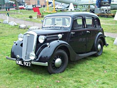 275 Wolseley Ten (1946) (robertknight16) Tags: wolseley british 1940s ten morris nuffield brooklands kwl927