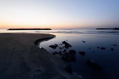 Morning in the sea (kat-taka) Tags: ã¬ãã sea morning water wave blue magic