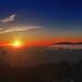 Sunset at Chorros de Epina