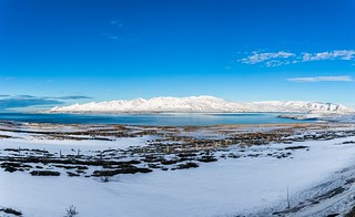 Eyjafjordur Iceland