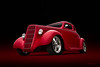 Thirty-Five (DL_) Tags: vintage classic ford coupe red hotrod automotive transportation olympusomdem5mkii