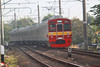 Tokyu 8500 (mreza981) Tags: tokyu 8500 krl commuter line kereta api indonesia denetsohi stasiun cilebut bogor jakarta kota rel listrik canon eos 500 d reza muhammad rifqi