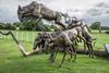 British Ironworks Centre & Shropshire Sculpture Park (Digidiverdave) Tags: abstract davidhenshaw oswestry sonyrx10m3 art henshawphotographycom sculpture morda england unitedkingdom gb