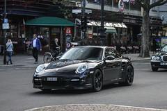 Switzerland (St. Gallen) - Porsche 997 Turbo MkI (PrincepsLS) Tags: switzerland swiss license plate sg st gallen germany berlin spotting porsche 997 turbo mki