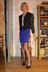 DSC_0058 (magda-liebe) Tags: crossdresser highheels stockings shoes skirt travesti tgirl french fullyfashionedstockings