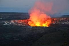 An Evening at Halemauma'u (Ken S Three) Tags: halemaumau hawaii hawaiivolcanoesnationalpark hvnp volcano nature