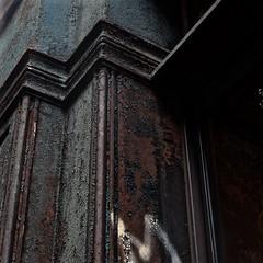 My Mood (Professor Bop) Tags: building grafitti structure olympussh50 nyc newyorkcity professorbop drjazz peelingpaint decay mosca
