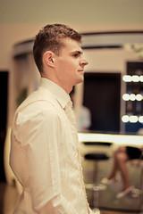 Groom (bobobahmat) Tags: groom 2014 lviv life lvov ukraine ukrainian man people portrait color colour wedding face