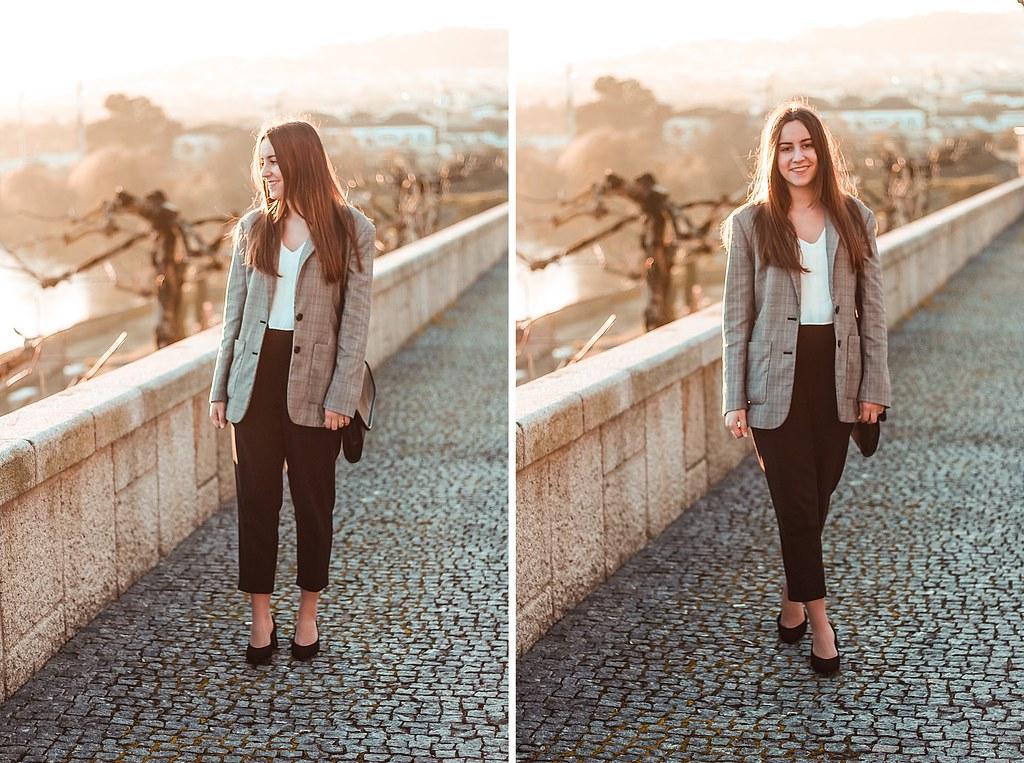 ootd_outfit_bershka_blazer_sapatos_stradivarius