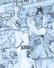 NBIAA 2018 A GIRLS JCHS vs HHS 6687 8x10 etched effect w blue tinge (DaveyMacG) Tags: saintjohn newbrunswick canada harbourstation nbiaa final12 sigma70200 girlsbasketball provincial championship aaa johncaldwellhighschoolgoldenknights harveyhighschool lakers canon6d interscholasticsaintjohn interscholastic
