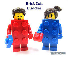 Brick Suit Buddies (WhiteFang (Eurobricks)) Tags: lego collectable minifigures series city town space castle medieval ancient god myth minifig distribution ninja history cmfs sports hobby medical animal pet occupation costume pirates maiden batman licensed dance disco service food hospital child children knights battle farm hero paris sparta historic brick kingdom party birthday fantasy dragon fabuland circus