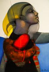 Olga Sinclair (mestremur) Tags: paint pintura mural draw arte visual art colors olga sinclair panama fundaciòn fundación fundacion casco antiguo galeria galery galería