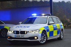 NX16 DVC (S11 AUN) Tags: cleveland police bmw 330d 3series touring anpr traffic car roads policing rpu 999 emergency vehicle policeinterceptors nx16dvc