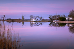 Thurne Norfolk (Albert's Photo's) Tags: shaw graham lee river sunrise thurne
