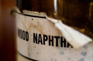 Wood Naphtha