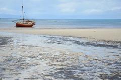 La plage d'Andilana (RarOiseau) Tags: andilana madagascar bateau plage sable bleu nosybe saariysqualitypictures 200fav v4000 sand beach sea blue