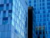 Montreal, Quebec, Canada (duaneschermerhorn) Tags: architecture building skyscraper structure highrise architect modern contemporary modernarchitecture contemporaryarchitecture blue windows fenetre