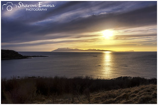 The View From Tokavaig Bay