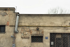 Tbilisi. (Khuroshvili Ilya) Tags: lettering georgia tbilisi facade design tradition bakery city centre
