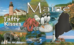 Maine Salt WaterTaffy (Jacques Trempe 3,110K hits - Merci-Thanks) Tags: empaquetage packing labels products produit maine salt water taffy