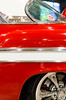 Newport (GmanViz) Tags: gmanviz color car automobile vehicle detail nikon d7000 1955 chrysler newyorker fender wheel tire chrome roof badge