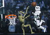 Can I Still Dunk... are You Stupid? (jezbags) Tags: strormtrooper dunks battle droid nba basketball starwars toy toys actionfigure shfiguarts bandai canon canon80d 80d 100mm closeup upclose macro macrophotography macrodreams