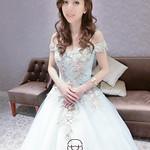 李思穎老師新娘造型4