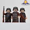 DOT 44 Camo Germans (UnitedBricks) Tags: lego unitedbricks ww2 worldwartwo german british toys