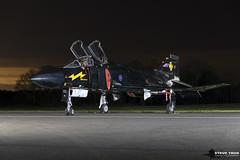 McDonnell Douglas Phantom II FGR.1 XV582 (Steve Tron) Tags: sepecat jaguar gr3 xz117 coldwar raf rafcosford