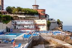 For the Haves _3895 (hkoons) Tags: bay biscay western europe swimming pool atlantic european gijon iberia spain spanish coast coastal fish ocean port sea swim