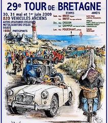Tour de Bretagne ABVA 2009 Brest (claude 22) Tags: abva france vehicles vehicules collection vintage classic automobiles cars anciens old tourdebretagne breizh finistere brest