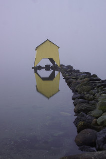 DW Wk13 - Leading Lines - Hafrsfjord Boathouse