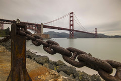 Storm is on the way ... (milton sun) Tags: fortpoint sanfrancisco goldengatebridge bridge longexposure seascape bay ngc bayarea wave ocean shore seaside coast california northerncalifornia westcoast pacificocean landscape outdoor clouds sky water rocks mountains rollinghills sea sand beach cliff nature
