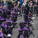 THE LUMBERJACK MARCHING BAND IN ACTION [ ST. PATRICKS DAY PARADE IN DUBLIN 2018]-137587