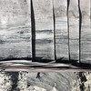 Lineup variations (yanomano_) Tags: smashing painting oilcolor paper yanomano lineup liner