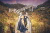 基隆婚紗 八斗子潮境公園婚紗攝影 海景無敵 (視覺流感婚紗攝影工作室-中和-台北) Tags: 基隆 婚紗攝影 八斗子 望幽谷 忘憂谷
