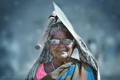 Portrait of a farmer (Suresh V Raja) Tags: portrait farmer people hardwork cwc cwc592 nikon suresh chennai tamilnadu india sureshcprog sureshphotography d5300 travel chengalpattu village blur bokeh