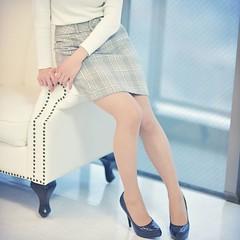 【福岡】女優志望の学生さん♡ 脚が綺麗な方でした♪
