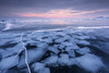 The Ice Age (Andrew G Robertson) Tags: lake baikal siberia russia ice sunrise sunset winter