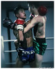 Fight Night:  Georgio Giacomini  (Stirling) v Kyle Chan  (Strathclyde) (FotoFling Scotland) Tags: fightnight gcalmuaythai georgiogiacomini glasgow glasgowcaledonianuniversity hamishwoodlecturehall kylechan muaythai sport thaiboxing boxing fight