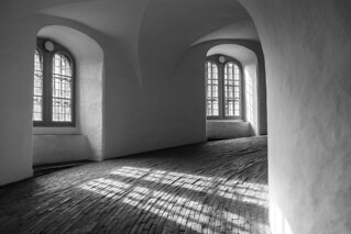 Denmark - Copenhagen - The Round Tower (Rundetaarn)