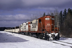 Springtime in the Yoopee (ac1756) Tags: soo sooline lakestates emd gp9 2405 11 troutlake michigan
