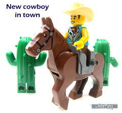 New cowboy in town (WhiteFang (Eurobricks)) Tags: lego collectable minifigures series city town space castle medieval ancient god myth minifig distribution ninja history cmfs sports hobby medical animal pet occupation costume pirates maiden batman licensed dance disco service food hospital child children knights battle farm hero paris sparta historic brick kingdom party birthday fantasy dragon fabuland circus