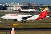 Iberia | Airbus A320-200 | EC-JFN | London Heathrow (Dennis HKG) Tags: iberia spain ib ibe aircraft airplane airport plane planespotting oneworld canon 7d 100400 london heathrow egll lhr airbus a320 airbusa320 ecjfn