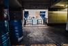 Tunel (Krynowek Eine) Tags: calle estadio azul cruzazul decadente tunel old stadium mexicocity ciudaddeméxico