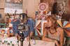 Pedro Mota para Psicotrópica (mariliaapolonio) Tags: arte art riodejaneiro jacarepagua museu museum bispodorosário bispodorosario psicotropica psicas psicos pedromotamattoso pedromota colorful colorido estampa fashion moda makingoff processocriativo creativeprocess raianapires rj brasil brasile brazil